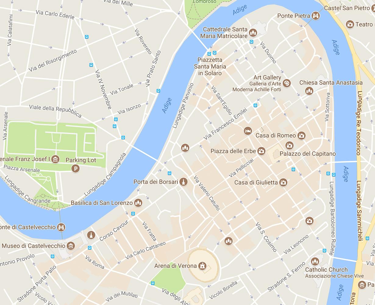 Appartamenti Verona in affitto breve per uso turistico e business