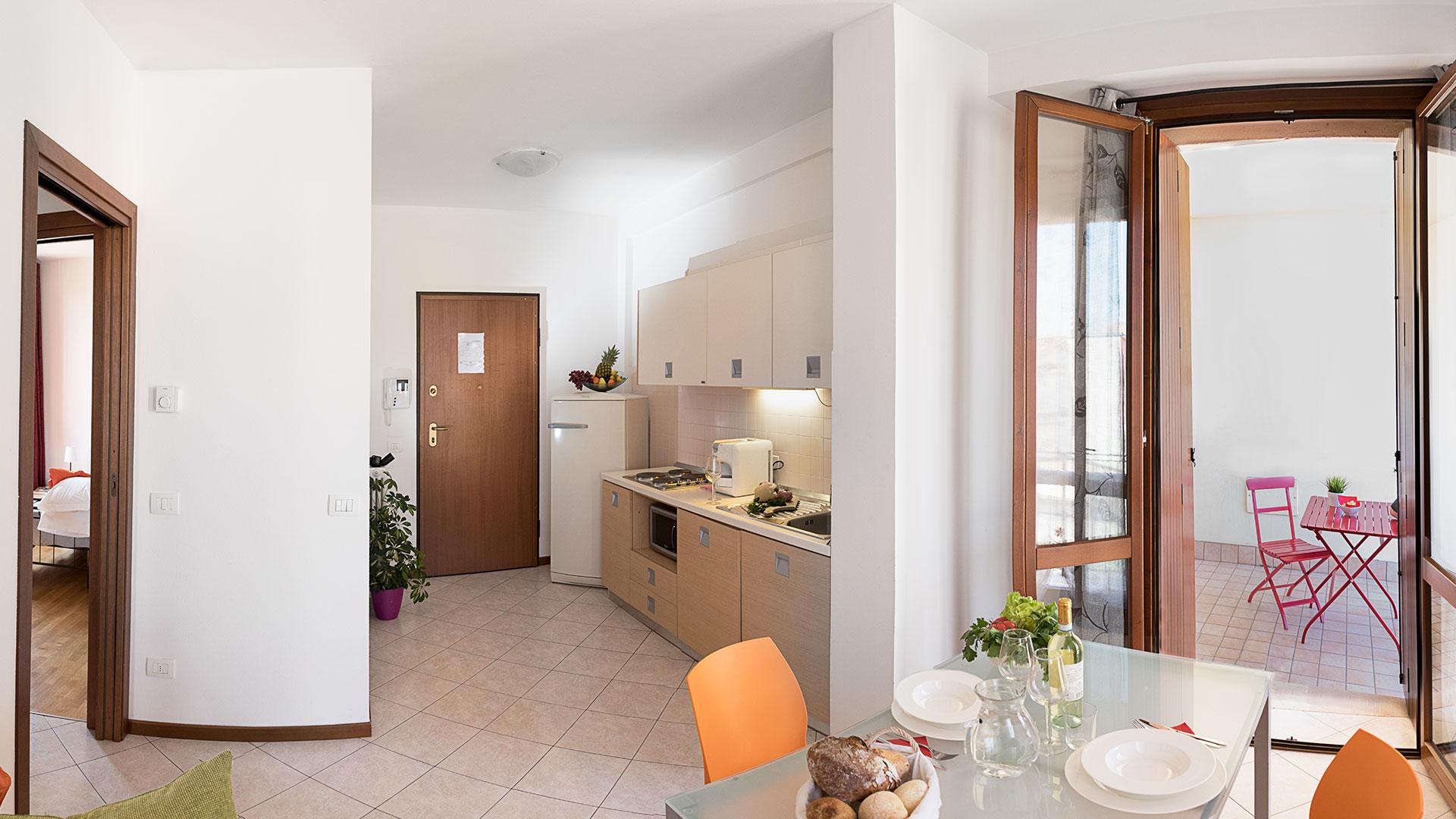 Appartamenti in affitto per breve periodo